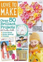 Love to make with Woman's Weekly - February 2016