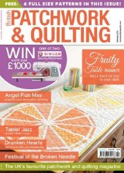 Patchwork and Quilting №265 2016
