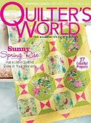 Quilter's World – Spring 2016