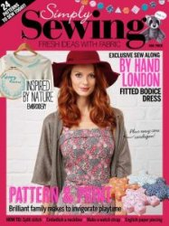 Simply Sewing �12 2015
