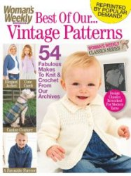 Woman's Weekly Vintage View №10 2015