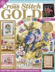 Cross Stitch Gold №126 2015