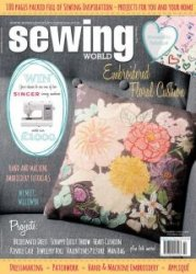 Sewing World �240 2016