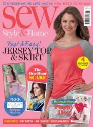 Sew Style & Home №81 2016