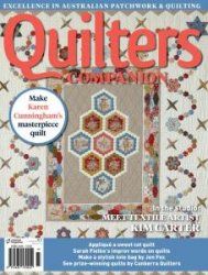 Quilters Companion №77 2016
