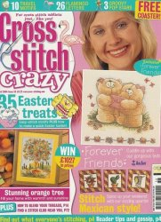 Cross Stitch Crazy №58, 2004