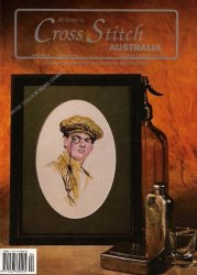Jill Oxton`s Cross Stitch Australia Issue 8