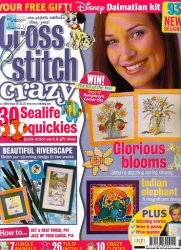Cross Stitch Crazy №59, 2004