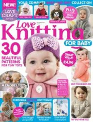 Love Knitting for Babies - December 2015