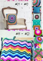 Crochet Almohadones №№1-2 2011