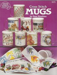 Cross Stitch Mugs (3573)
