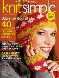 Knit Simple №4 2012