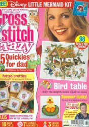 Cross Stitch Crazy �61, 2004