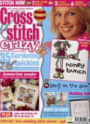 Cross Stitch Crazy №60, 2004