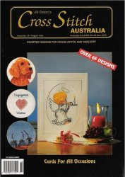 Jill Oxton`s Cross Stitch Australia №10