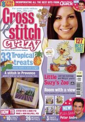 Cross Stitch Crazy №62, 2004