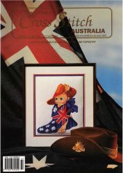Jill Oxton`s Cross Stitch Australia №9