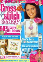 Cross Stitch Crazy �64, 2004