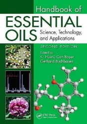 Handbook of Essential Oils: Science, Technology, and Applications, 2nd edition
