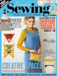 Simply Sewing - Issue 13