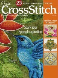 Just CrossStitch №Vol.35 №2 2016
