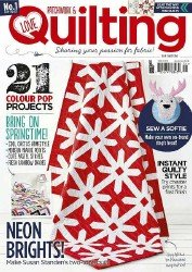 Love Patchwork & Quilting №31 2016