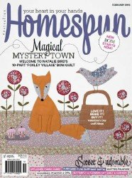 Australian Homespun №153 2016