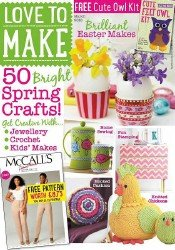 Love to make with Woman's Weekly - March 2016