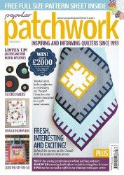 Popular Patchwork - March 2016