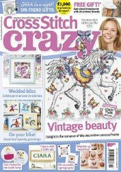 Cross Stitch Crazy №214 2016