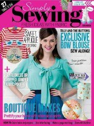 Simply Sewing №14 2016