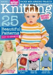 Woman's Weekly Knitting & Crochet - March 2016
