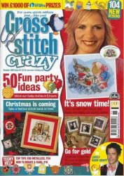 Cross Stitch Crazy �65, 2004