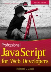 Professional JavaScript for Web Developers, 3rd edition