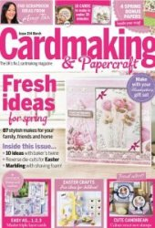 Cardmaking and Papercraft №154  2016
