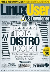 Linux User & Developer №162 2016
