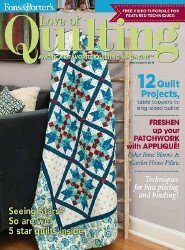 Love of Quilting №3 - 4 2016