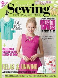Simply Sewing №15 2016