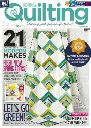 Love Patchwork & Quilting �33 2016
