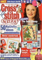 Cross Stitch Crazy �67, 2004