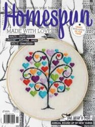 Australian Homespun  №154 2016