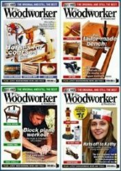 The Woodworker & Woodturner №1-4 (январь-апрель 2016)