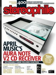 Stereophile - April 2016