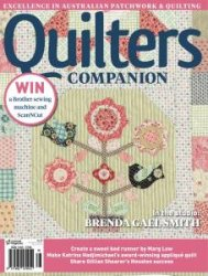 Quilters Companion №78 2016