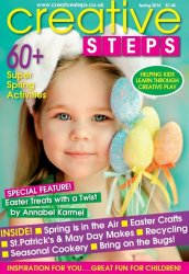 Creative Steps vol.10 Issue 4, 2016 Spring