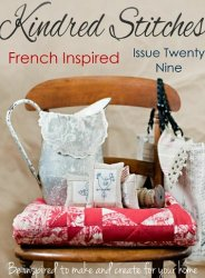 Kindred Stitches, Issue 29