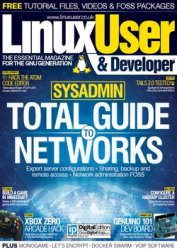 Linux User & Developer №163 2016