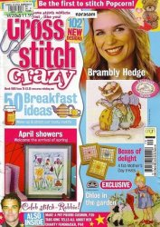 Cross Stitch Crazy №70, 2005