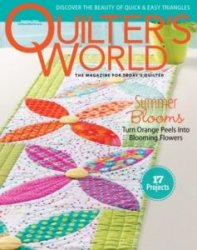 Quilter's World №Vol. 38 №2  2016