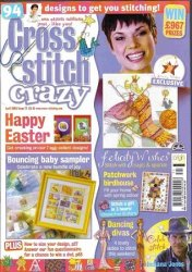 Cross Stitch Crazy №71, 2005
